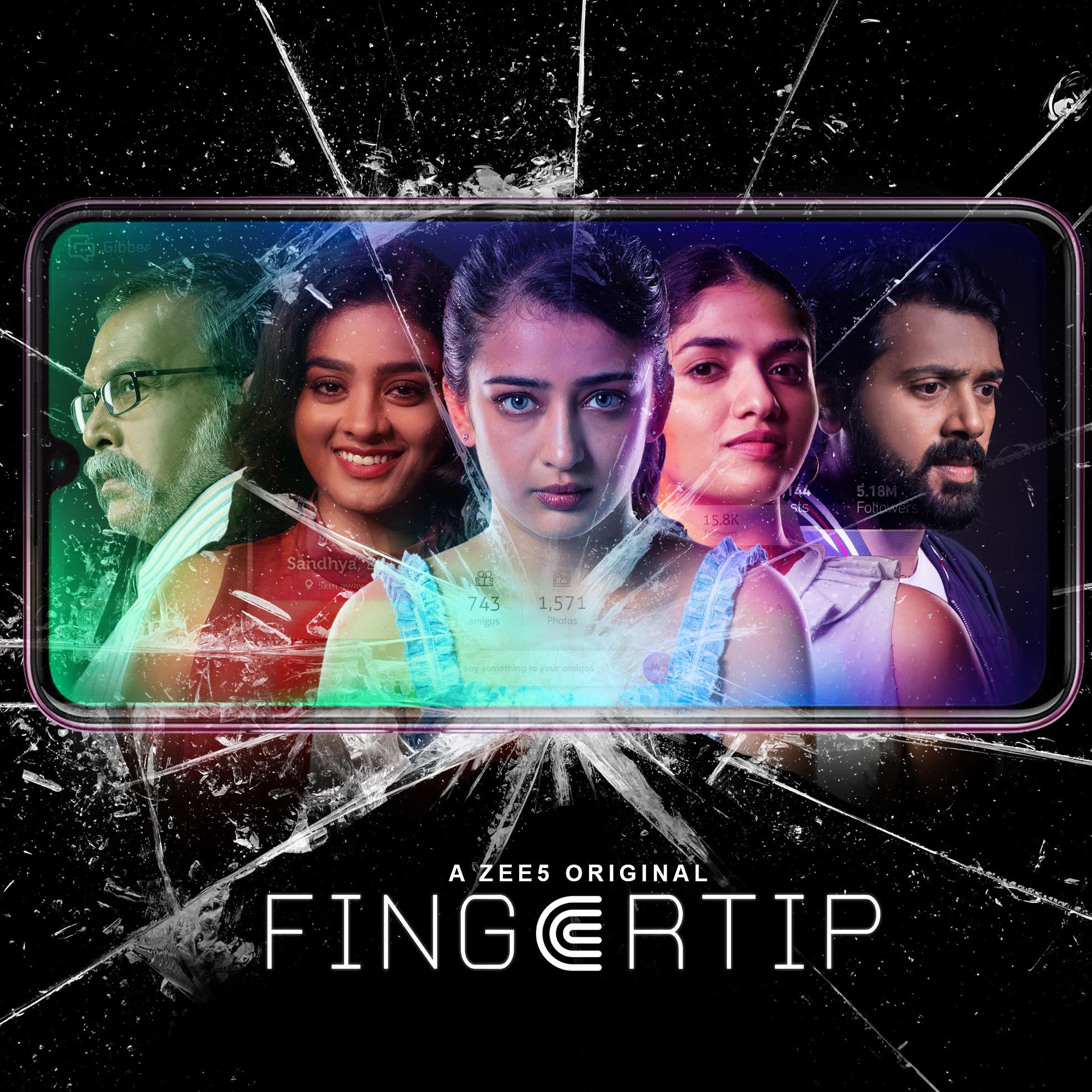 Fingertip (TV Series 2019– ) - IMDb
