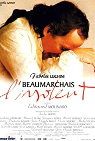 Fabrice Luchini in Beaumarchais l'insolent (1996)