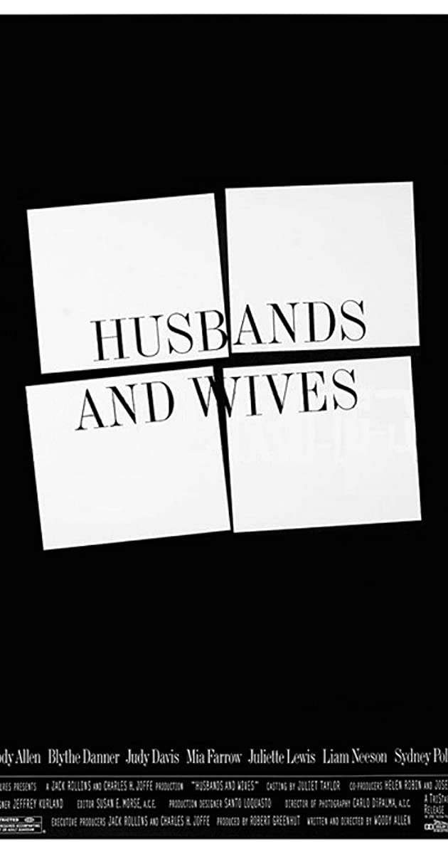 Subtitle of Husbands and Wives