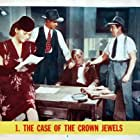 Tom London, Lorna Gray, Jack O'Shea, and Dale Van Sickel in Federal Operator 99 (1945)