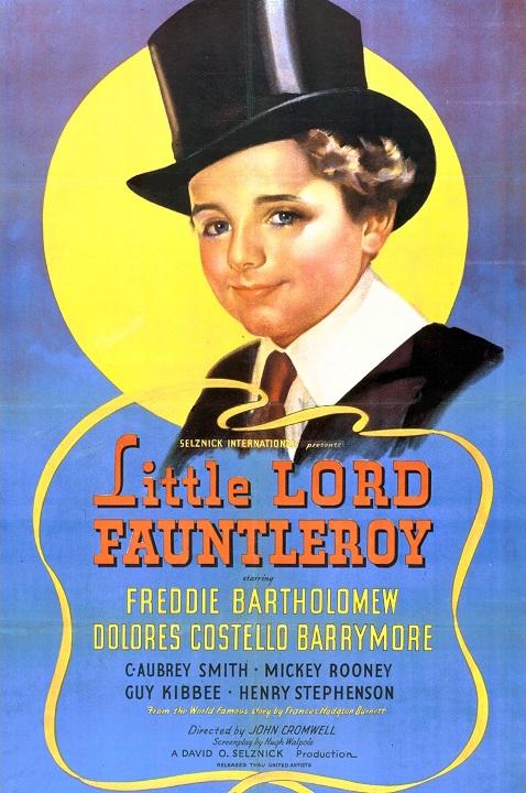 Freddie Bartholomew in Little Lord Fauntleroy (1936)