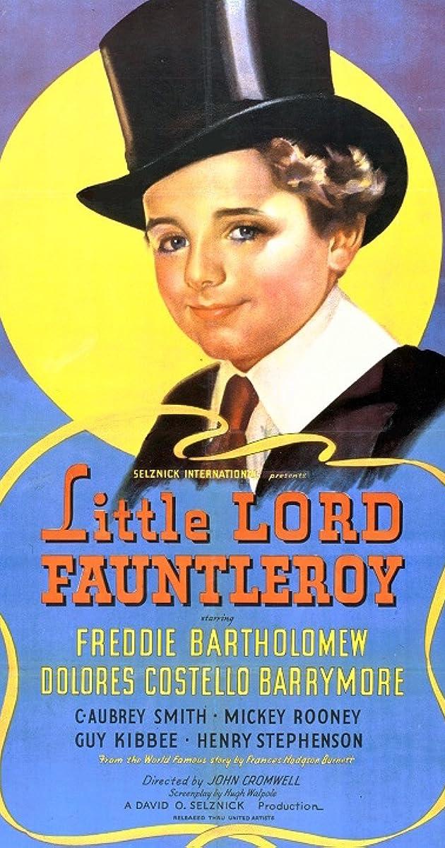 Little Lord Fauntleroy 1936 Imdb