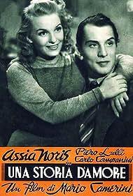 Carlo Campanini in Una storia d'amore (1942)