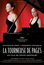 La tourneuse de pages Poster