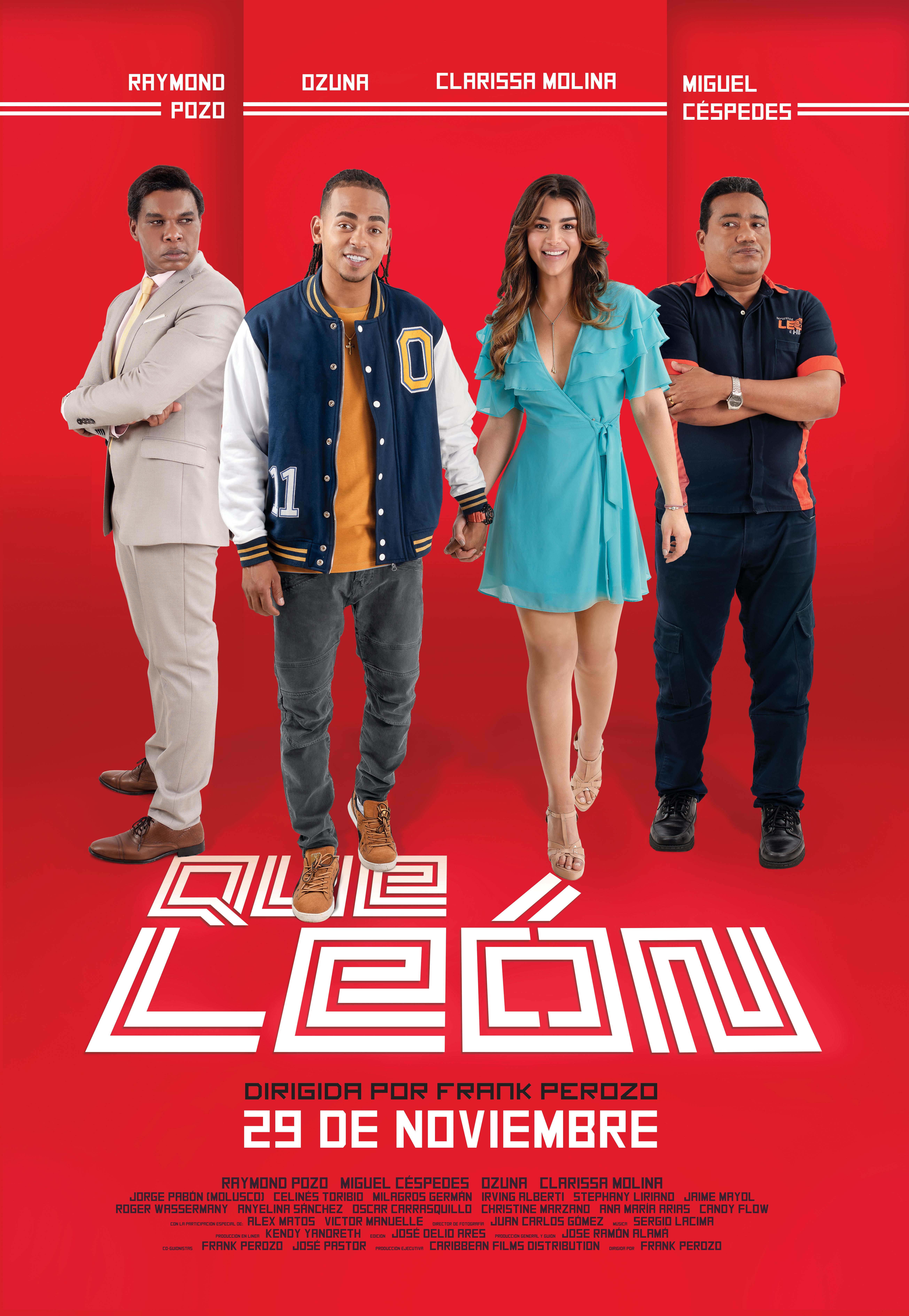 Qué León (2018) - IMDb