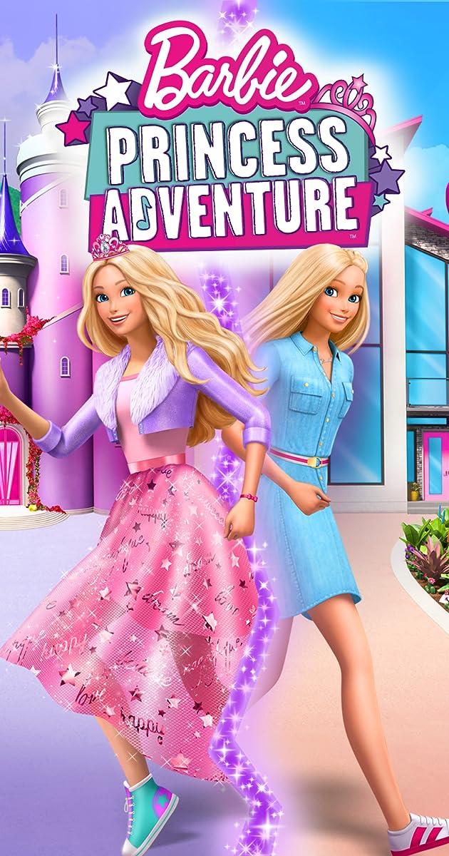 Barbie Princess Adventure 2020 Imdb