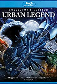 Urban Legacy: The Making of Urban Legend Poster