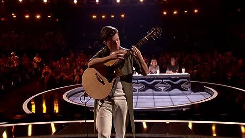 America's Got Talent: Marcin Patrzalek Puts Unbelievable Spin On Shape Of You