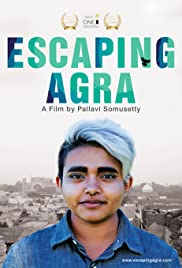 Escaping Agra Poster