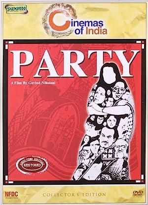 Mahesh Elkunchwar (play) Party Movie