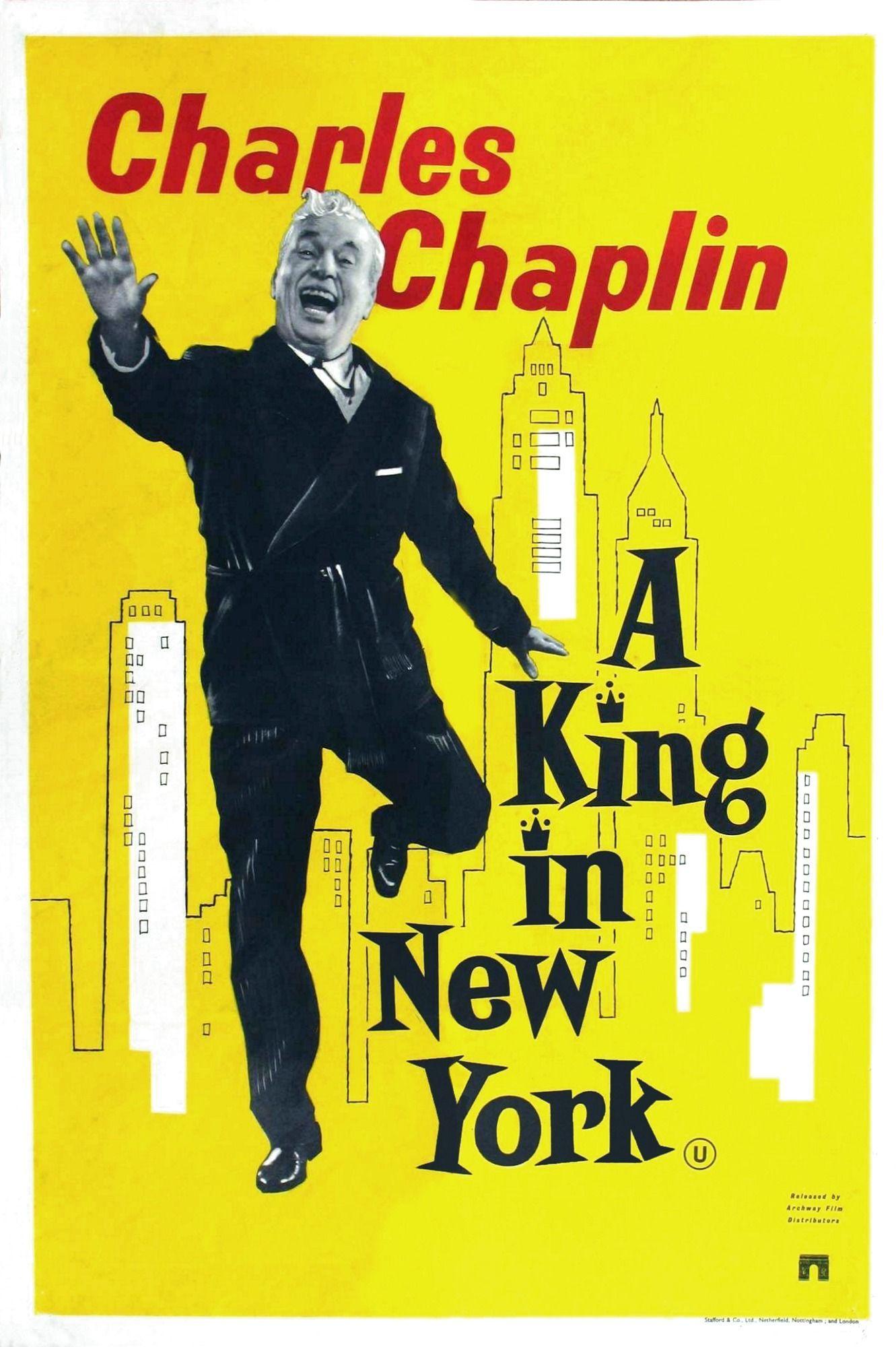 Um Rei em Nova York [Leg] – IMDB 7.1