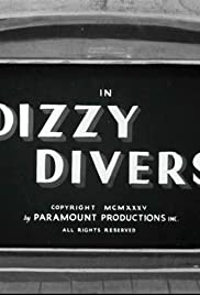 Dizzy Divers Poster
