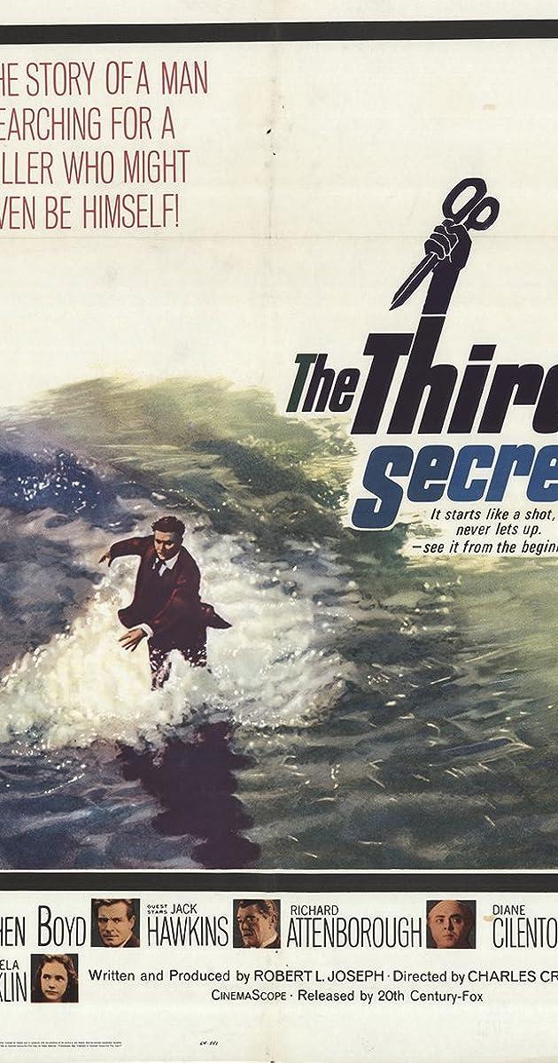 Subtitle of The Third Secret