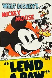 Lend a Paw(1941) Poster - Movie Forum, Cast, Reviews