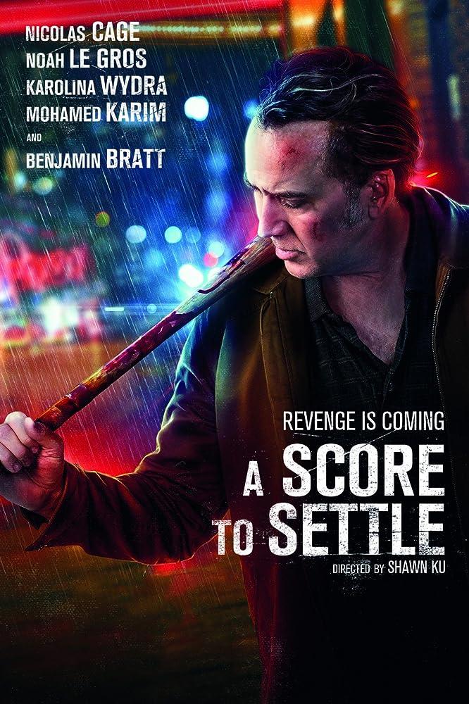 A Score to Settle (2019) Online
