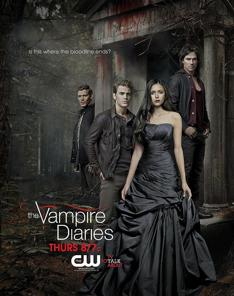 The Vampire Diaries S7 (2016) Subtitle Indonesia