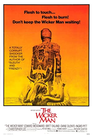 Where to stream The Wicker Man