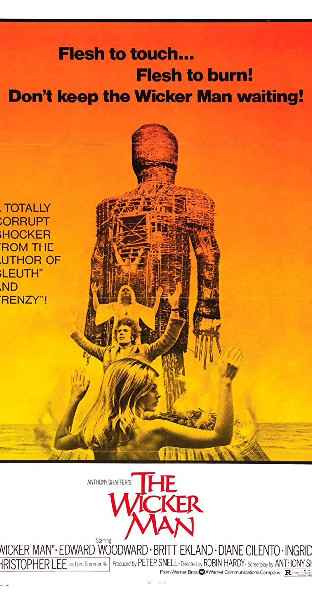 Subtitle of The Wicker Man
