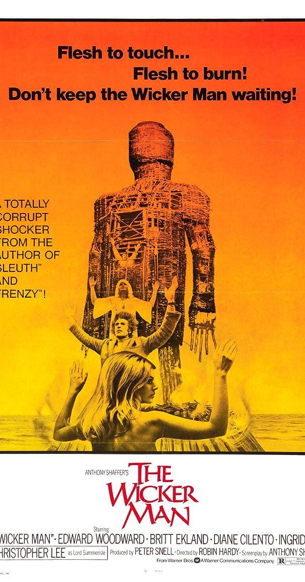 Watch Full HD Movie The Wicker Man (1973)