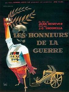 Watch a 3d movie Les honneurs de la guerre France [720x594]