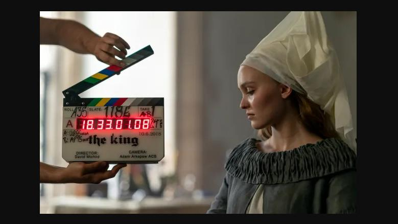 Lily-Rose Depp in The King (2019)
