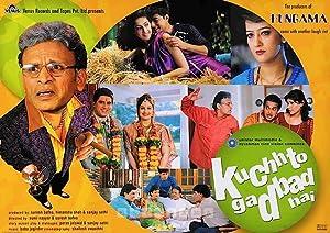 Kuch To Gadbad Hai movie, song and  lyrics