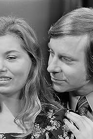 Arnold Gelderman and Hanny Vree in Waaldrecht (1973)