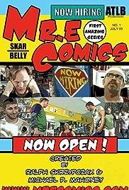 Mr. E Comics Poster