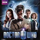 Alex Kingston, Matt Smith, Karen Gillan, and Arthur Darvill in Doctor Who (2005)