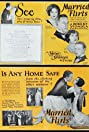 Married Flirts (1924) Poster