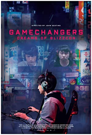 Where to stream GameChangers: Dreams of BlizzCon