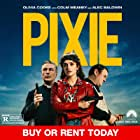 Alec Baldwin, Colm Meaney, and Olivia Cooke in Pixie (2020)