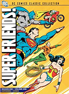 ipod ready movie downloads Super Friends [BRRip]