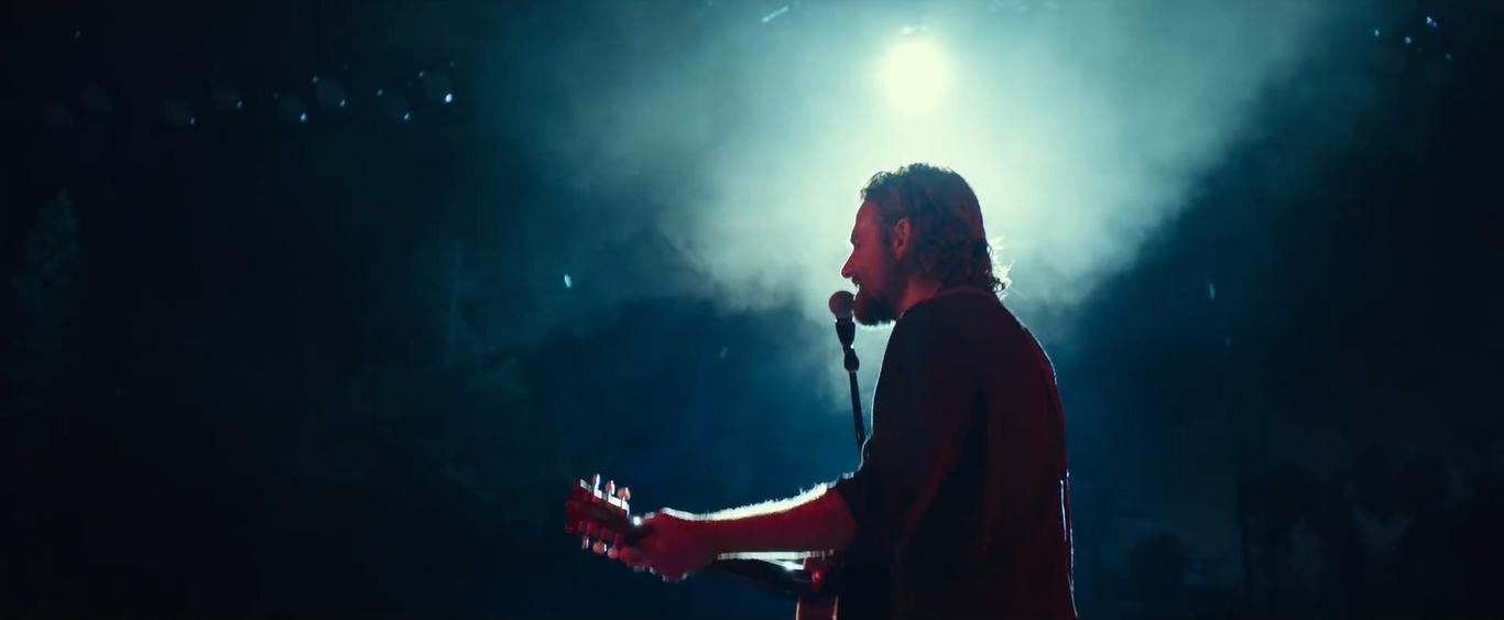 Bradley Cooper in A Star Is Born (2018)