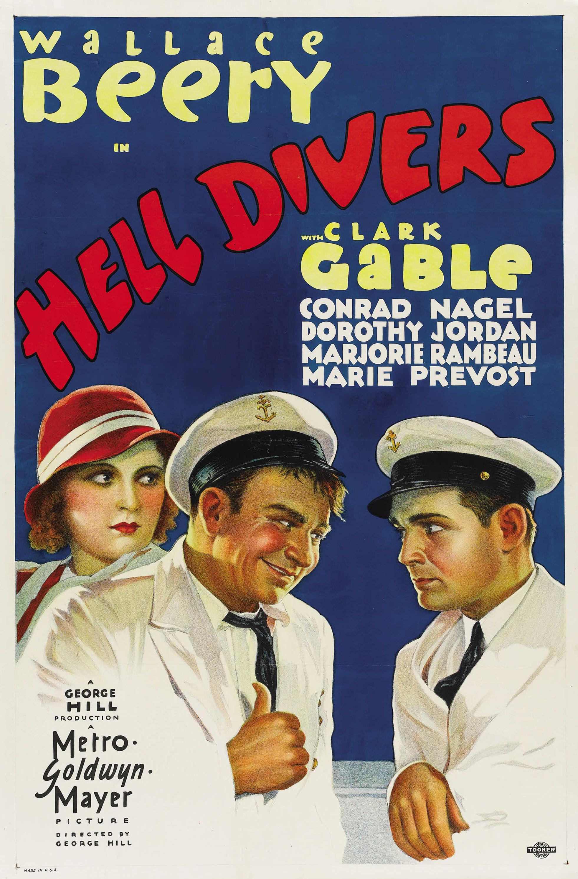 Hell Divers 1931 Imdb