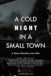 A Cold Night in a Small Town Poster