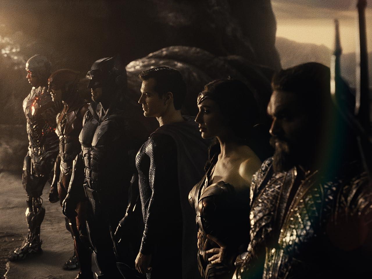 Review Phim Liên Minh Công Lý (Zack Snyder's)
