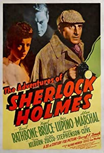 Movies hd mobile download The Adventures of Sherlock Holmes by John Rawlins [iTunes]