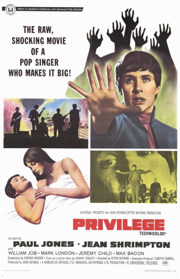 Privilege (1967)