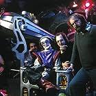 Mike Cody, Steve Segal, Phil Trumbo, and Greg Hoey in Futuropolis (1984)