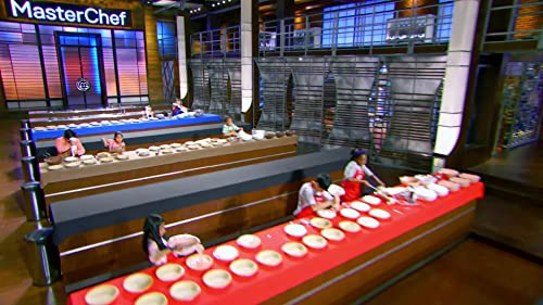 Masterchef Junior: Teams Use Their Communication Skills In Fast-Paced Challenge