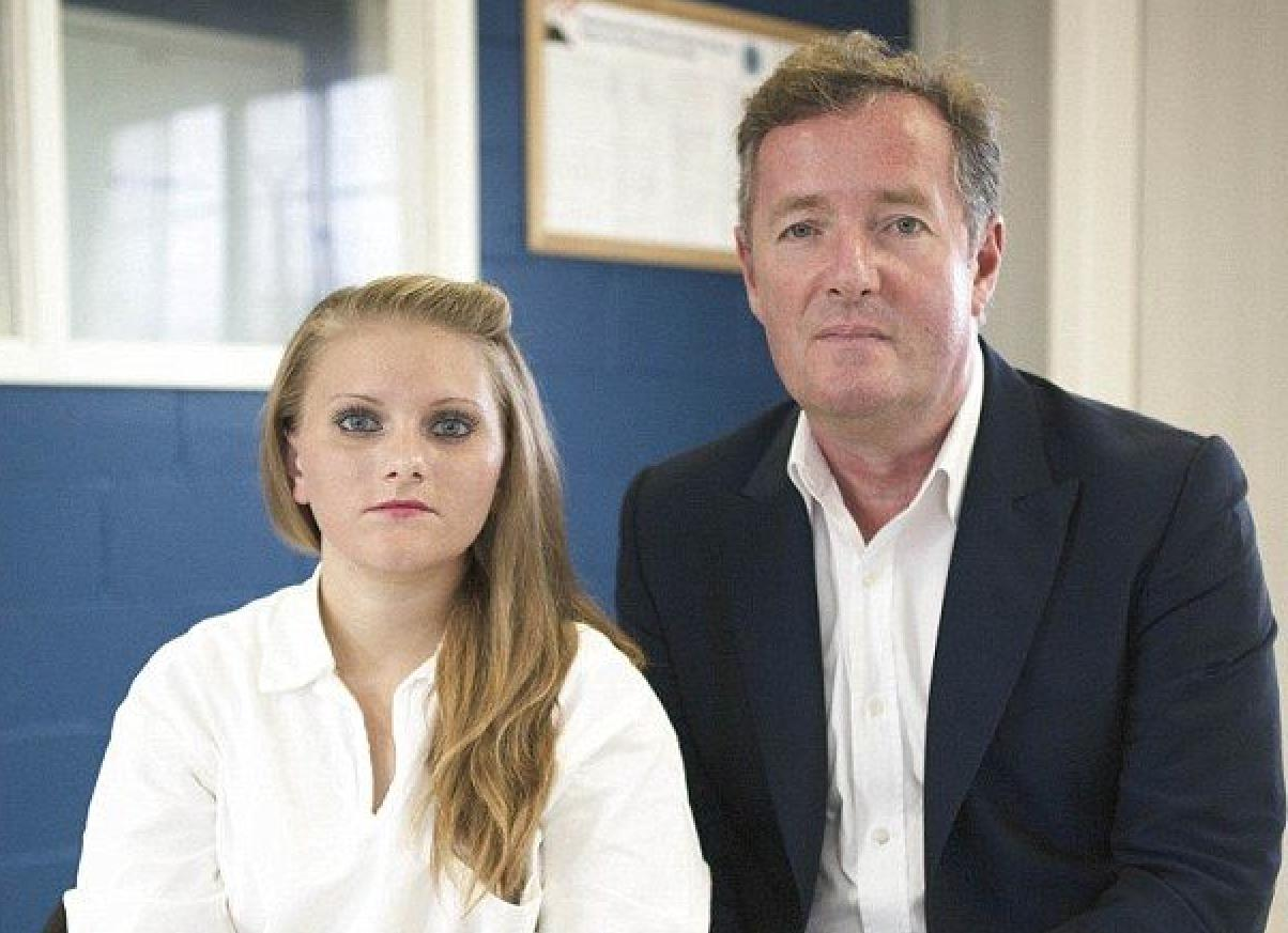 Killer Women With Piers Morgan Erin Caffey Tv Episode 2016 Imdb At the age of 16, erin caffey murdered her mother and two brothers, and tried to murder her father. piers morgan erin caffey tv episode