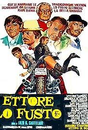 Ettore lo fusto Poster