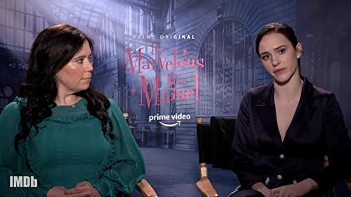 """The Marvelous Mrs. Maisel"" Cast Drop Season 2 Hints, Talk Fan Reactions"