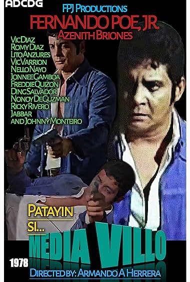 Watch Patayin si mediavillo: Digitally Restored (1978)