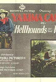 Hell Hounds of the Plains Poster