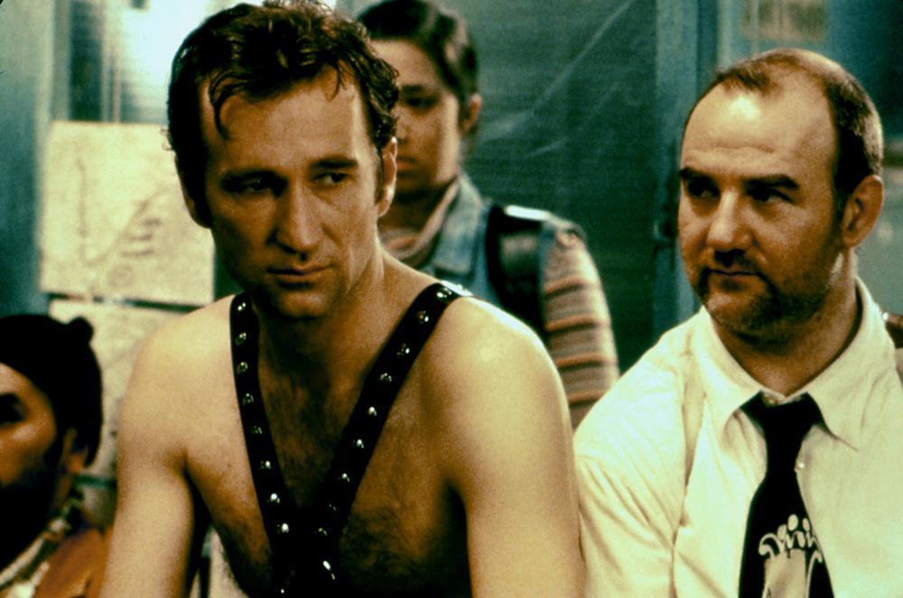 Peter Lohmeyer and Udo Samel in Kondom des Grauens (1996)
