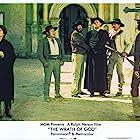 Rita Hayworth and Robert Mitchum in The Wrath of God (1972)