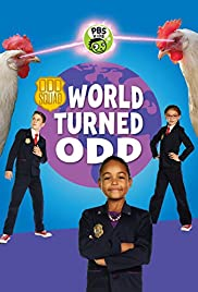 Odd Squad: World Turned Odd Poster