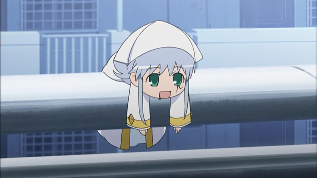 دانلود زیرنویس فارسی سریال Toaru Majutsu no Index-tan